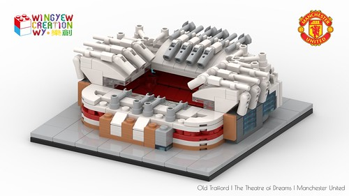 Micro Scale Old Trafford