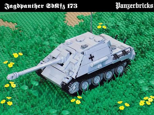 Jagdpanther SdKfz 173 de Panzerbricks
