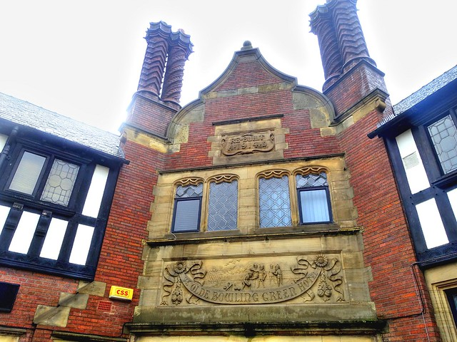 Ye Olde Bowling Green Hotel, Chester
