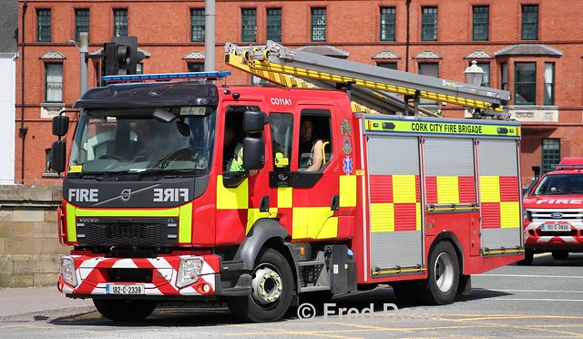 Cork City Fire Brigade CO11A1 (182C2339).