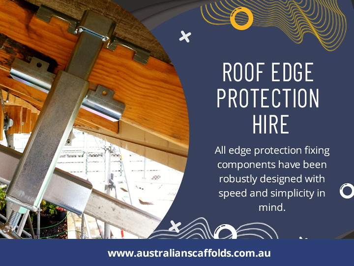 Roof Edge Protection Hire