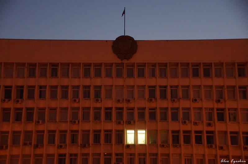 Здание администрации в Пятигорске