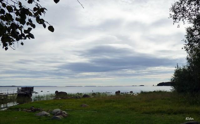 Havsutsikt / View to the sea