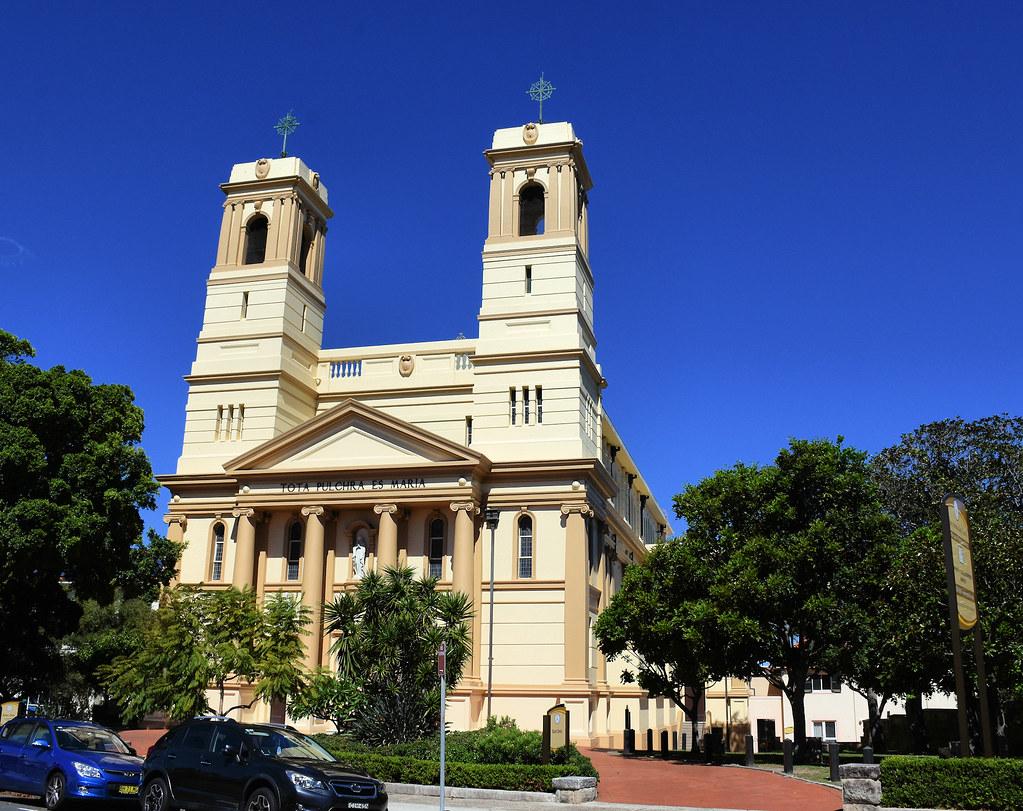 Mary Immaculate Church, Catholic, Waverley, Sydney, NSW.