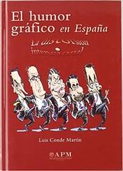Luis Conde Martín, El humor gráfico en España