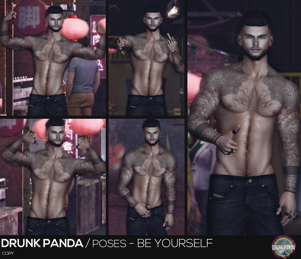 Drunk Panda – BeYourself