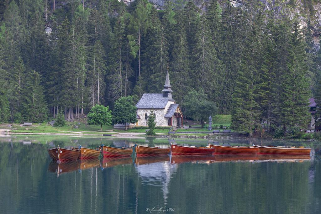 Cappella del Lago di Braies