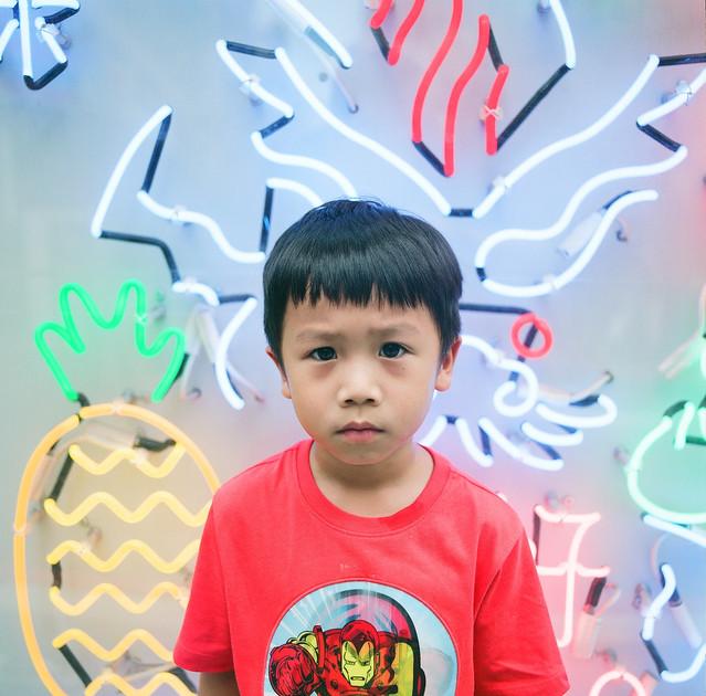 A-Deng, 5 years