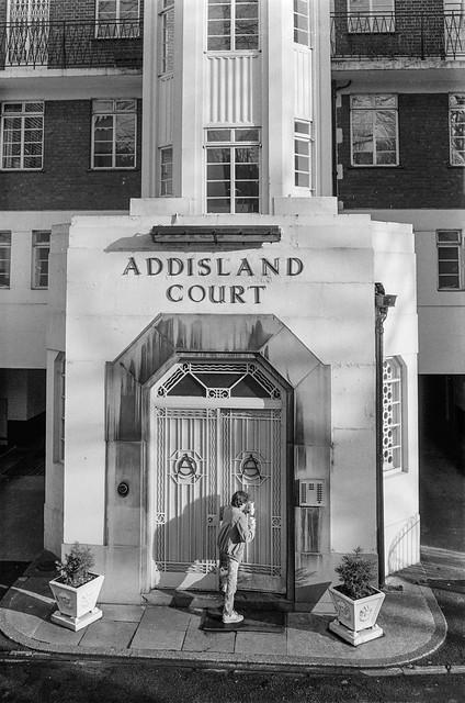 Addisland Court, Holland Villas Road, Holland Park, Kensington & Chelsea, 1988 88-1a-11