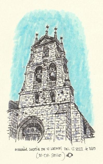 Burgos. Iglesia de San Lesmes