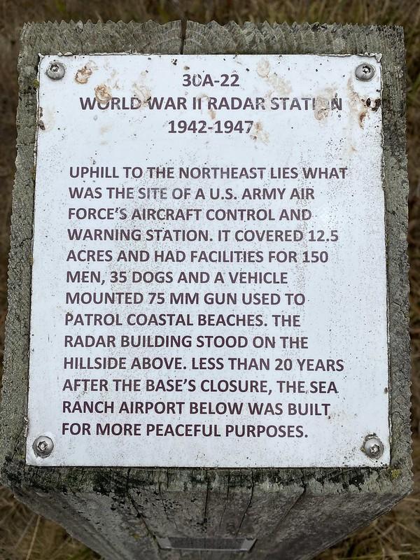 World War II Radar Station