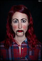 Muñeca ventrilocua