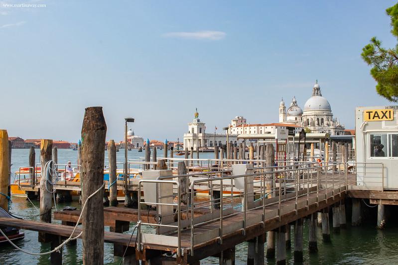 La Salute vista da San Marco
