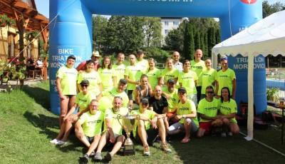 Triatlonisté na trati Morkomana dvakrát zdolají kopec Kleštěnec