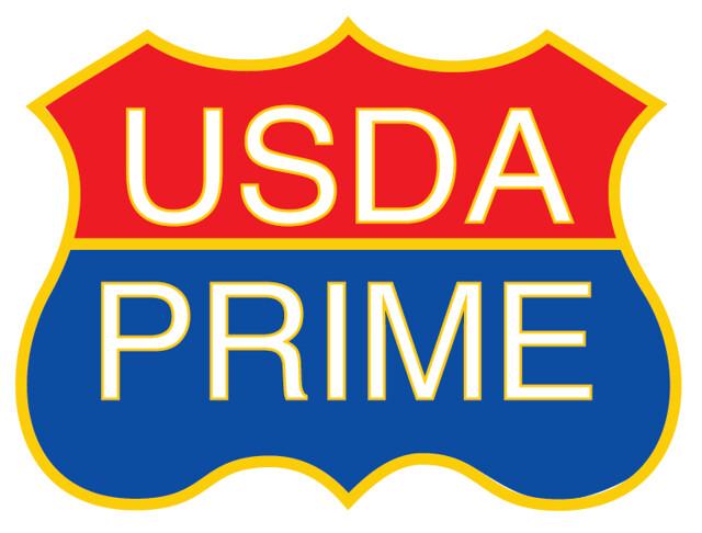 USDA Prime logo
