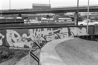 Freston Rd,, Stable Way, Westway, Notting Hill, Kensington & Chelsea, 1988 88-1e-35-positive_2400