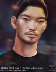 Tableau Vivant  \ Zhang