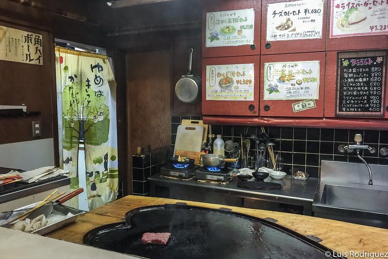 Restaurante Kitchen Kanon