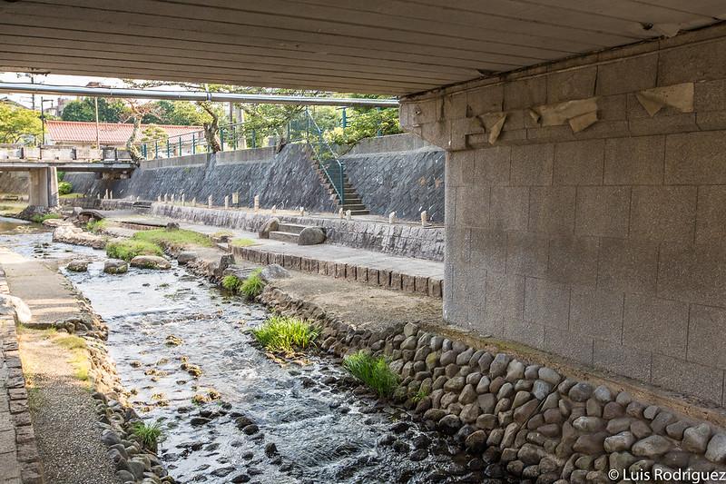 Aguas del río Tamayu