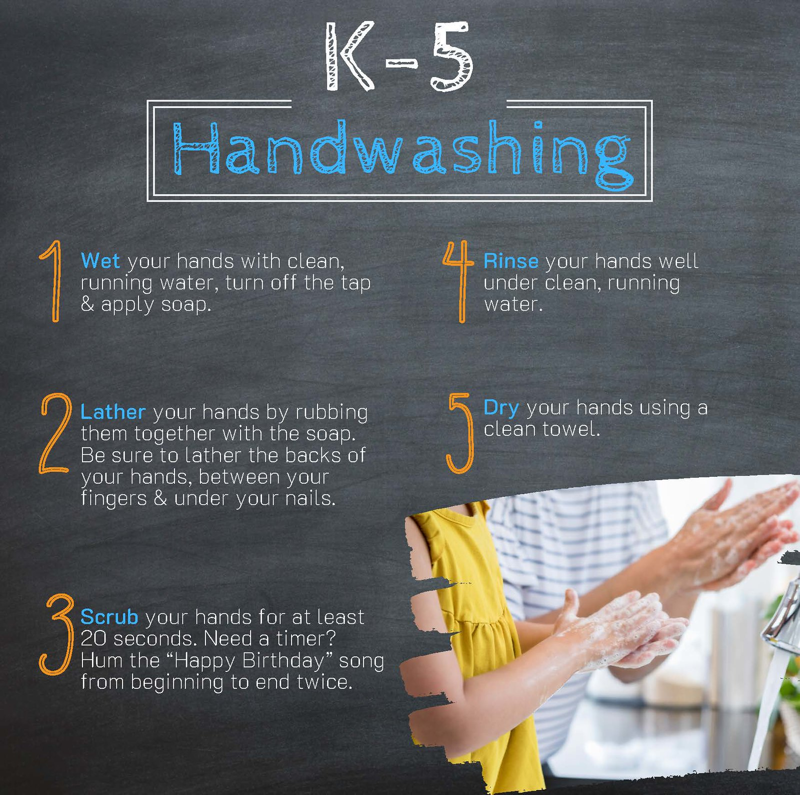 K-5 Handwashing
