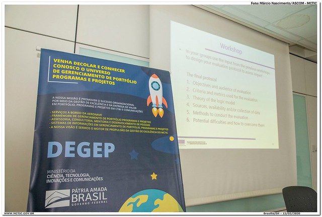 Workshop Science Evaluation Impact - 2º dia