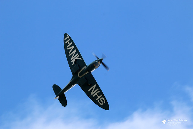PL983 / G-PRXI Vickers-Supermarine Spitfire PR.XI, Propshop Ltd, Bath, Somerset