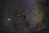 Barnard's E Nebula in Aquila