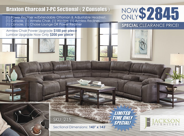 Braxton Charcoal 7PC Sectional_215_Catnapper_Jackson_ALT
