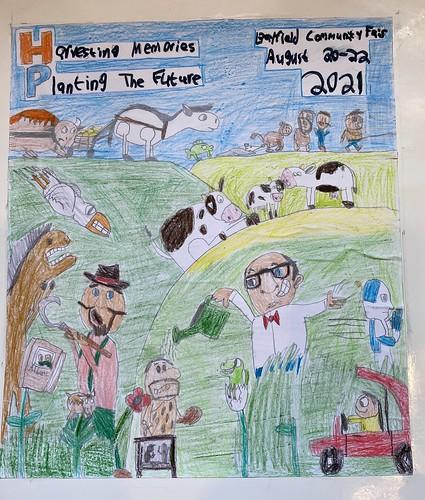 Poster 3 Brendan R