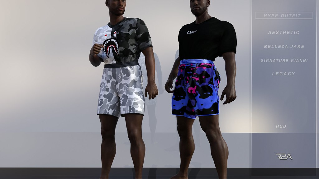 HYPE OUTFIT