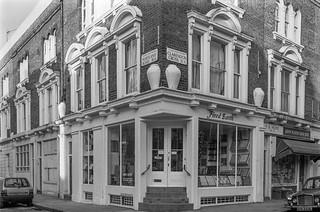 Shop, Portland Rd, Clarendon Cross, Notting Hill, Kensington & Chelsea, 1988 88-1b-11-positive_2400