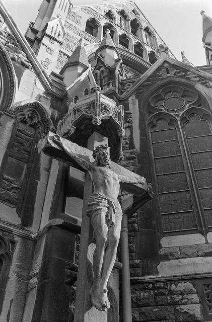 St John the Baptist, Church, Holland Rd, Holland Park, Kensington & Chelsea, 1988 88-1a-26-positive_2400
