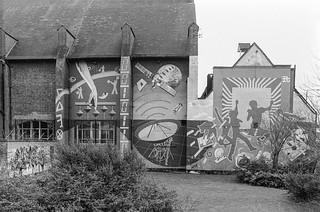 Mural, Harrow Club, Freston Rd, Notting Hill, Kensington & Chelsea, 1988 88-1e-45-positive_2400