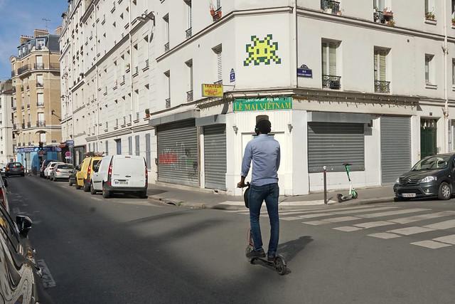 Rue de Fécamp - Paris (France)