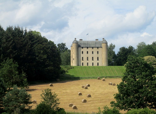 Methven Castle, Perth and Kinross