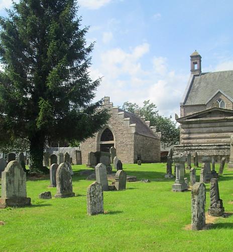Lynedoch Mausoleum (by Methven Kirk)