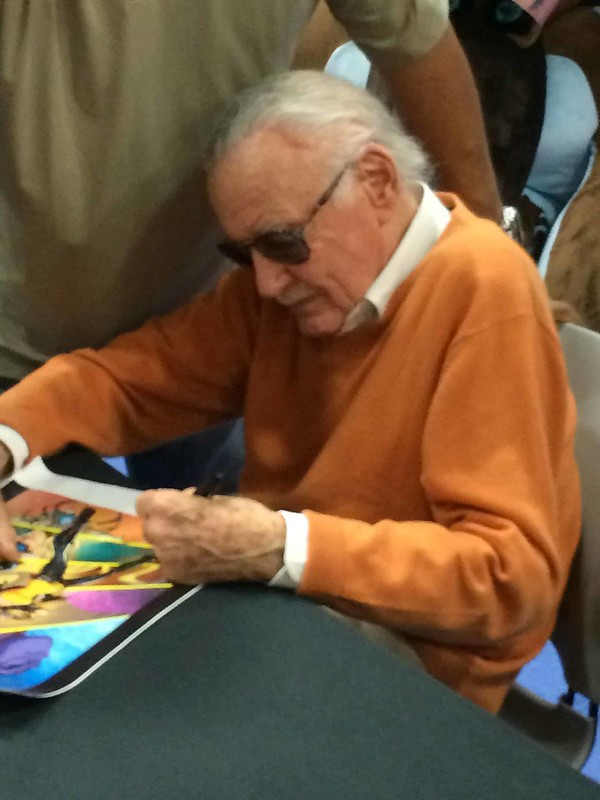 Stan Lee SDCC Preview 2016 Photo By Diane Webb 7
