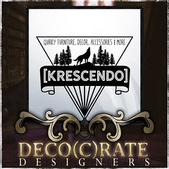 Deco(c)rate Designer Reveal - Krescendo