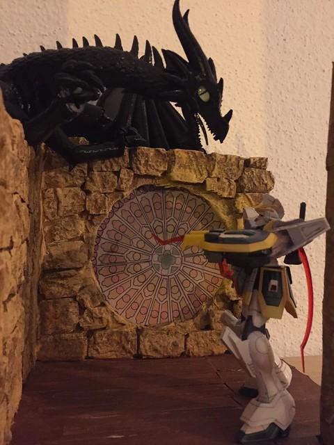Mini diorama pour mini dolls (update mini église) 50241983707_8ce7b76b3d_z