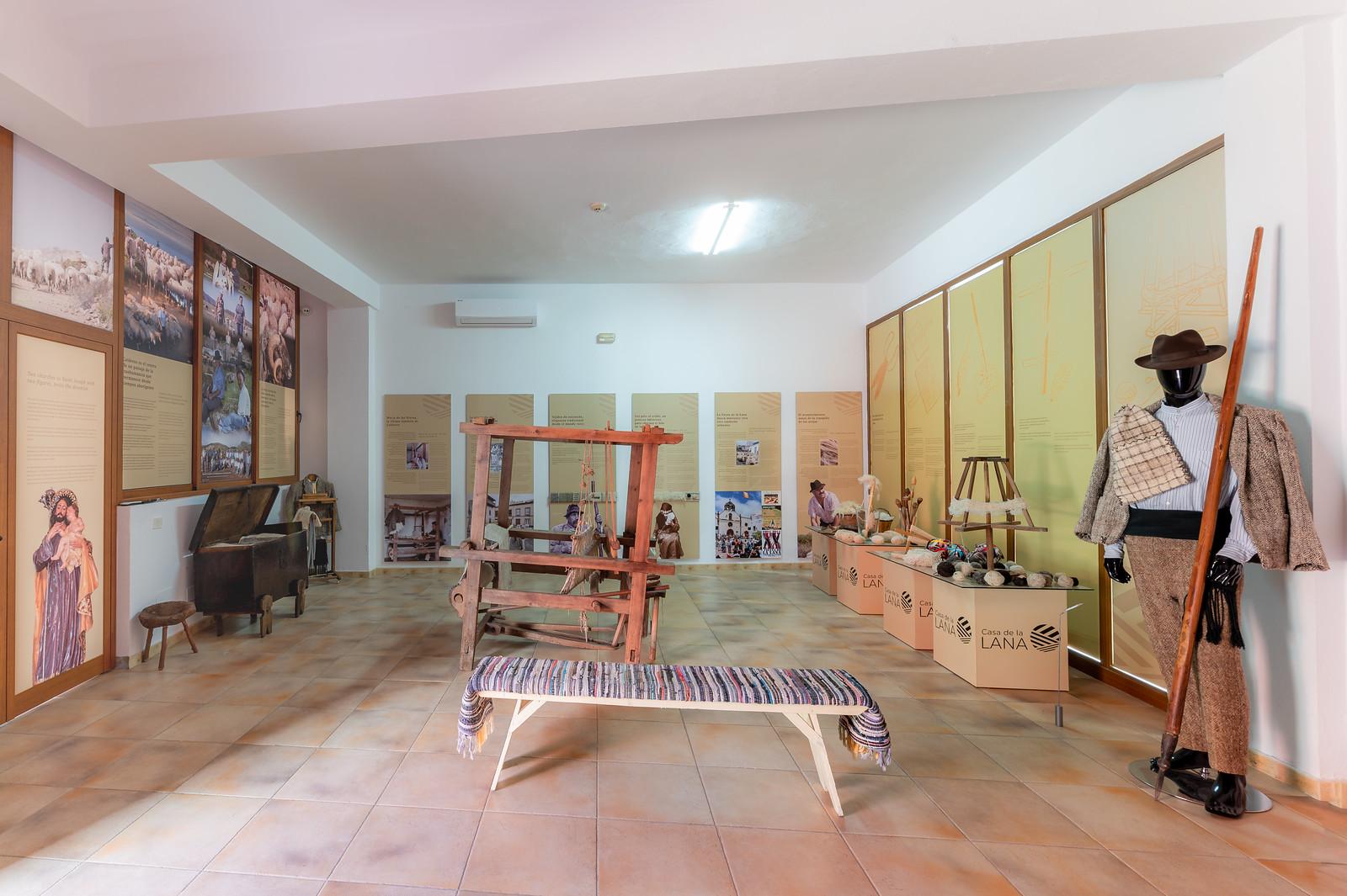 Centro de Interpretación Casa de la Lana