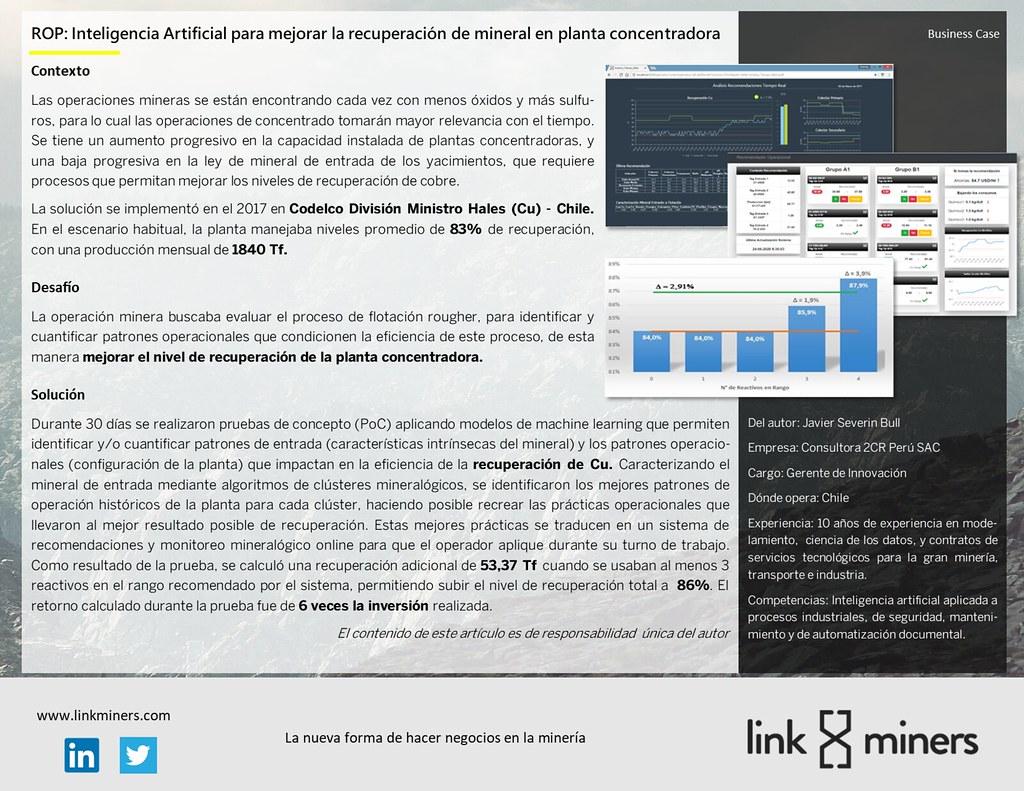 Business Case- 2CRPerú