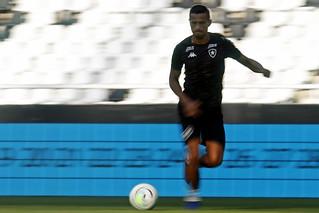 Treino do Botafogo - 18/08/2020