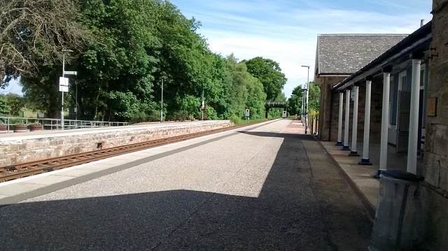Tain station