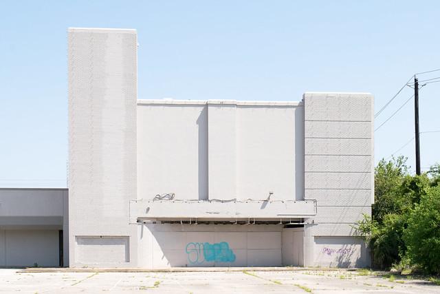Former Capitan Theater, Pasadena, Texas 2008181038