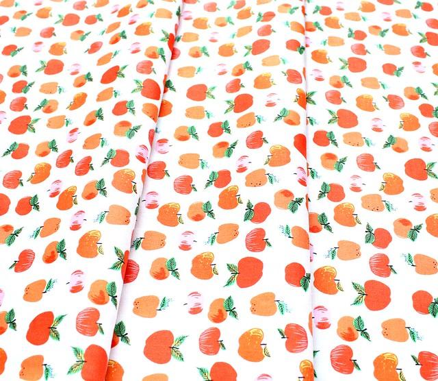 Windham Fabrics Heather Ross 20th Anniversary 43483A-2 Apples