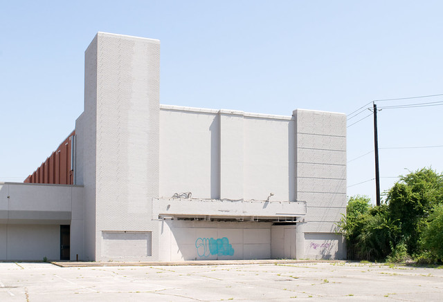 Former Capitan Theater, Pasadena, Texas 2008181036