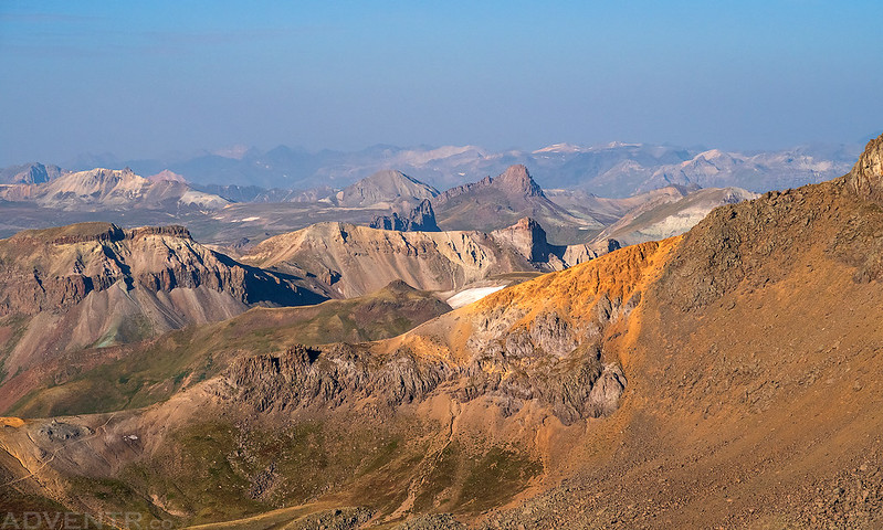 Uncompahgre Ruggedness