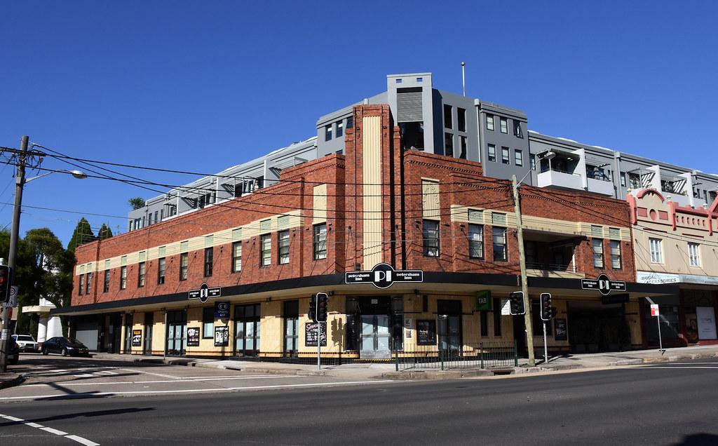 Petersham Inn, Petersham, Sydney, NSW.