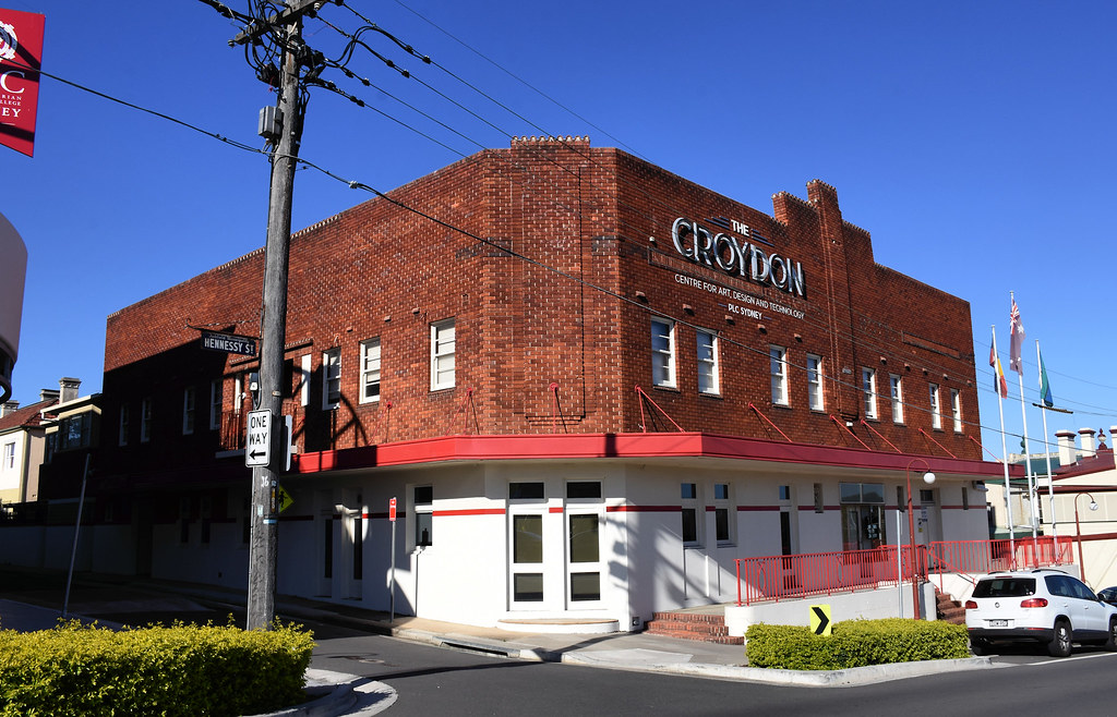 Former Croydon Hotel, Croydon, Sydney, NSW.