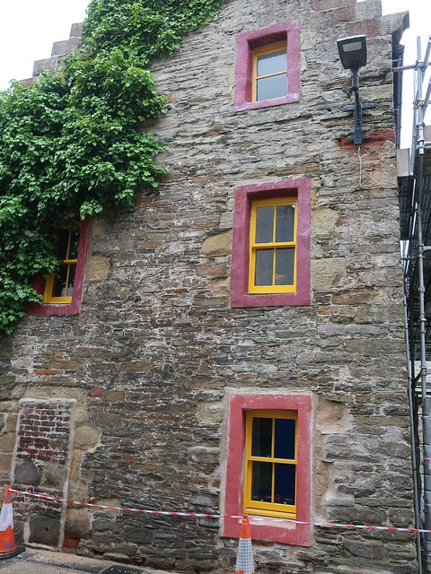 Wednesday Colours - Four Windows in Kirkwall